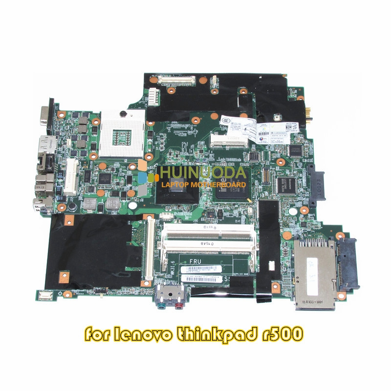 45n4476 63y1448 45n5348 63y1451 45n4385 lenovo thinkpad r500 için laptop anakart pm45 ddr3 intel hd grafik 15.4 inç
