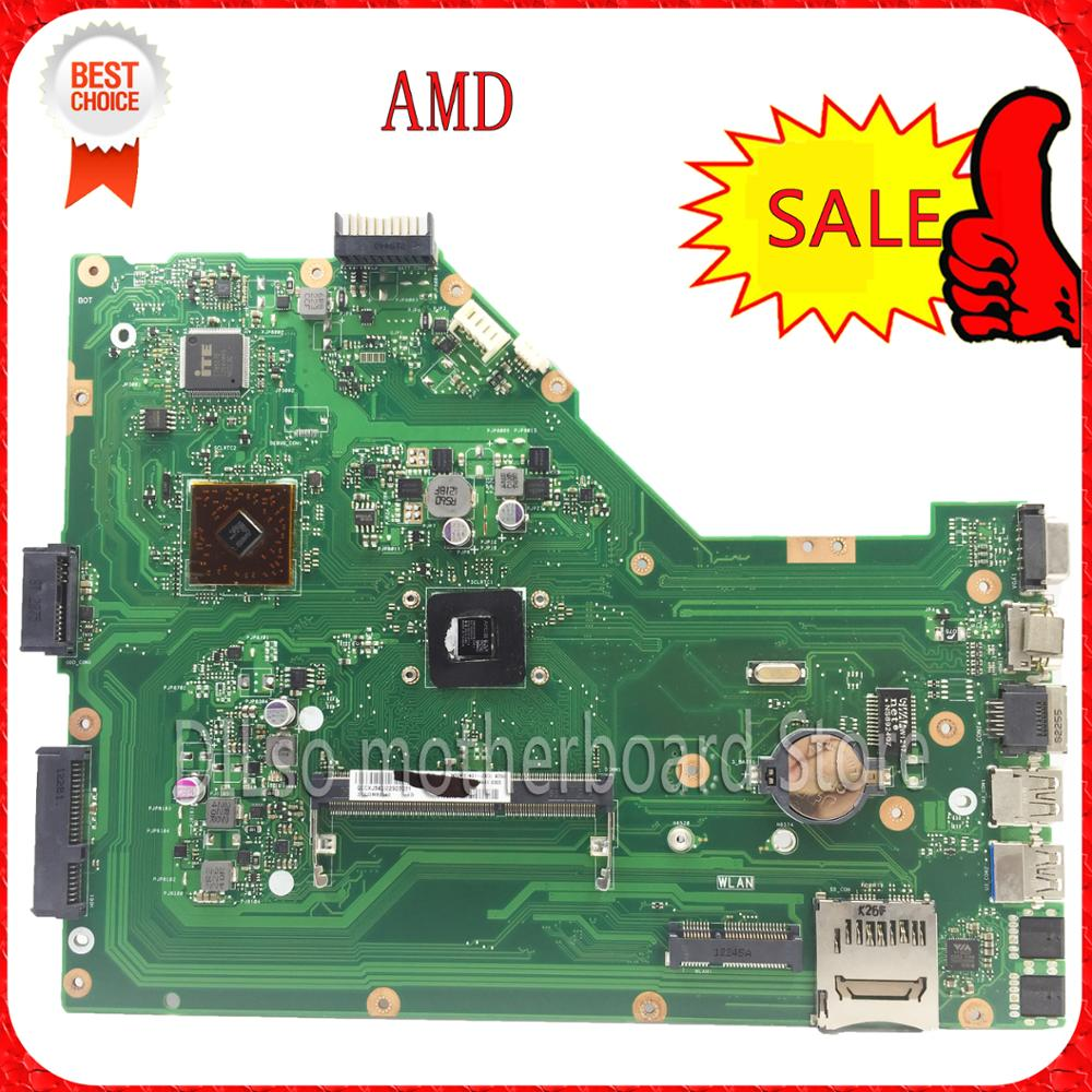 ASUS X55U Entegre AMD Laptop anakart anakart test için freeshipping